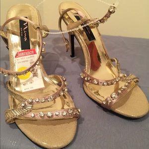 Nina Strap Sandals